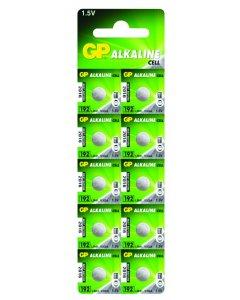 Carte 10 piles GP192,LR41,V3GA
