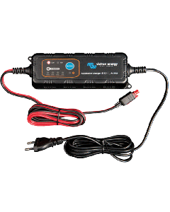 CHARGEUR MOTO IP65 6/12V  - 1,1A