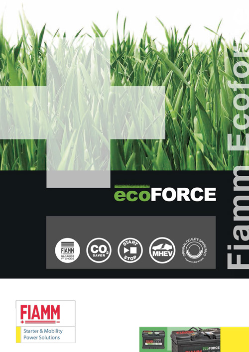 ecoforce start and stop fiamm